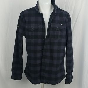 Superdry Lumberjack Fit Flannel Button Up Shirt